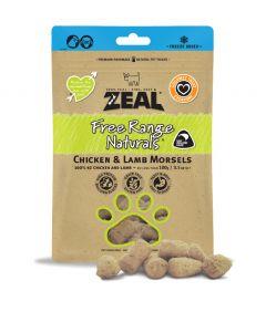 Zeal Chicken & Lamb Morsels Cat Treats