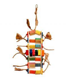 Zoo-Max Groovy Bonzo Medium Bird Toy