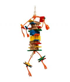 Zoo-Max Dynamite Medium Bird Toy
