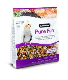 ZuPreem Pure Fun Medium Bird Food