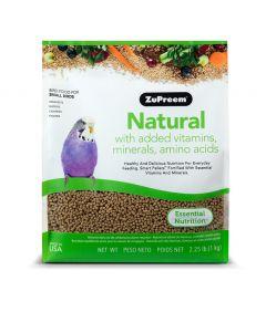 Zupreem Natural Avian Diet Small Bird Food