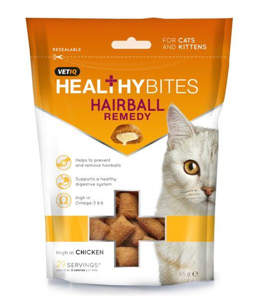 Healthy Bites Hairball Remedy Cats/Kittens